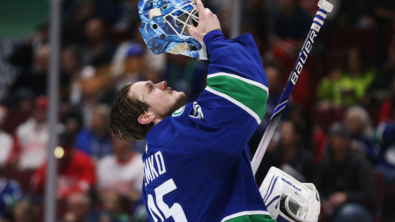 NHL Rookie Notebook: Demko a crucial part of Canucks' youth surge