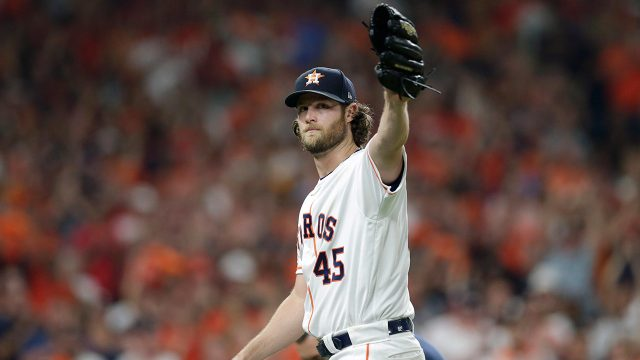 astros-gerrit-cole-waves-to-fans