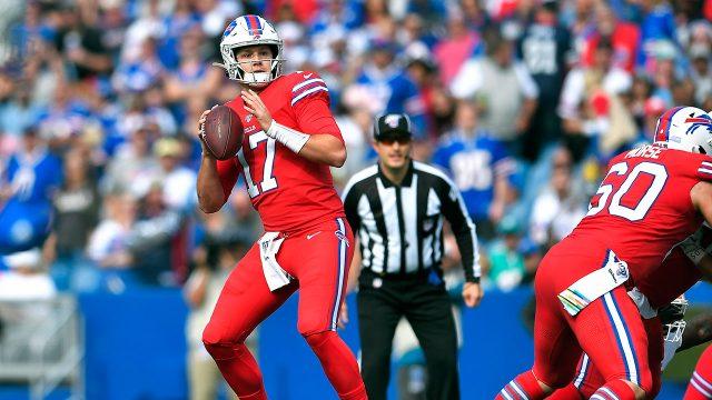 bills-quarterback-josh-allen-drops-back-against-dolphins