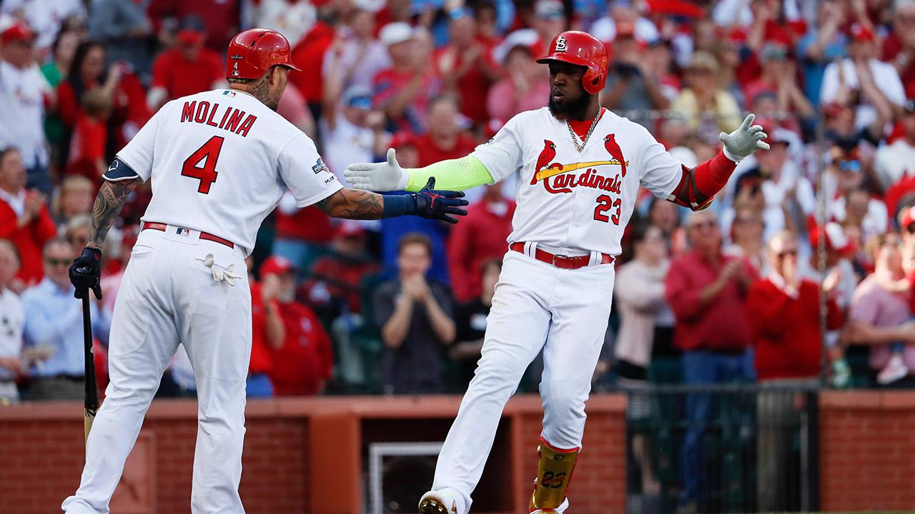 cardinals-marcell-ozuna-yadier-molina-celebrate-home-run