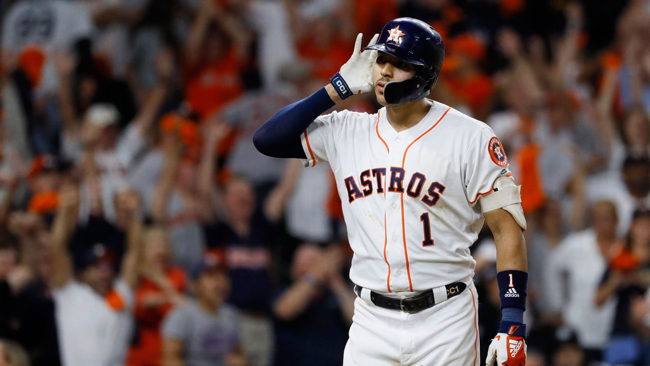 ALCS Takeaways: Correa comes full-circle in Astros' dramatic Game 2 win - Sportsnet.ca