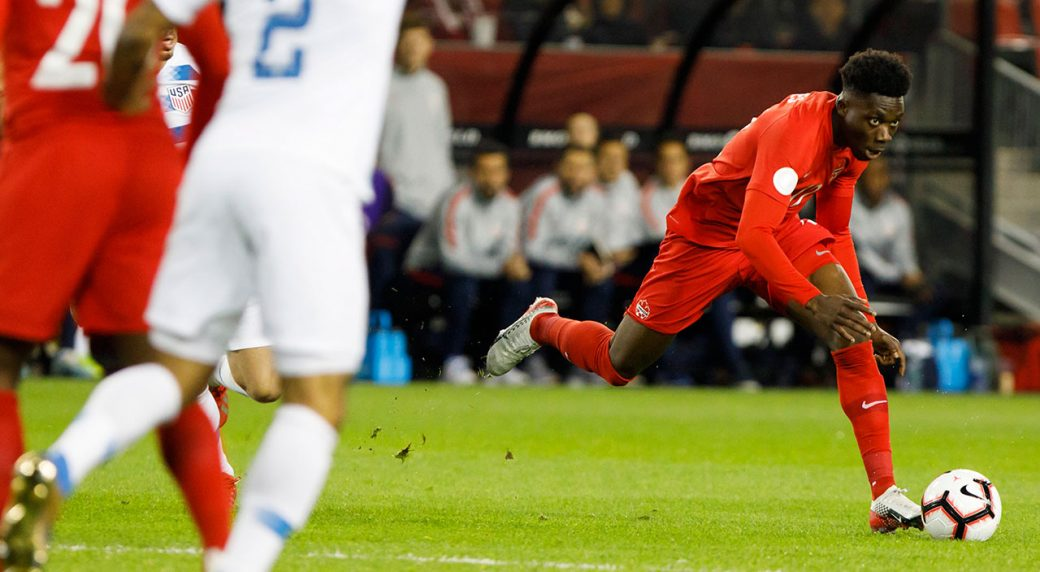 USMNT: Canada beats United States to end 34-year, 17-game winless streak