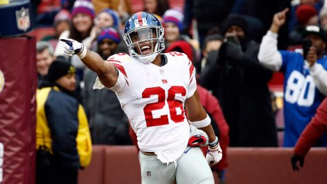 giants-saquon-barkley-celebrates-touchdown