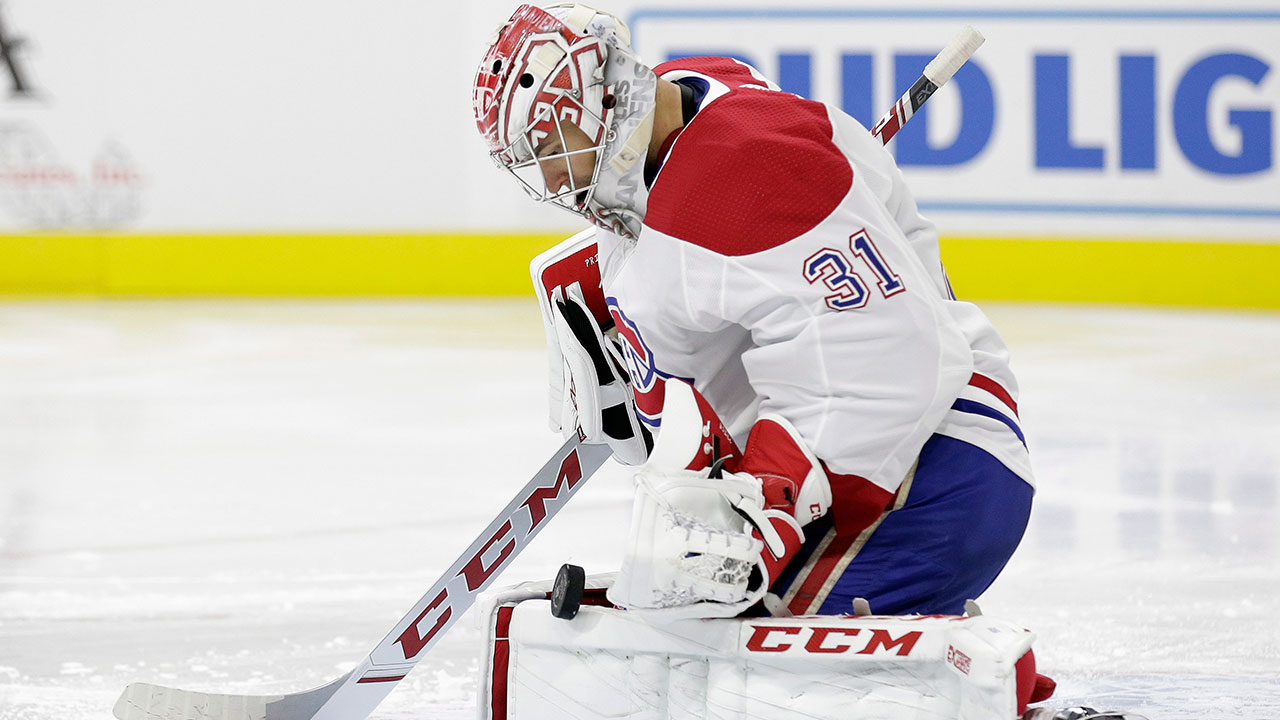 Hamilton helps Hurricanes top Canadiens in shootout