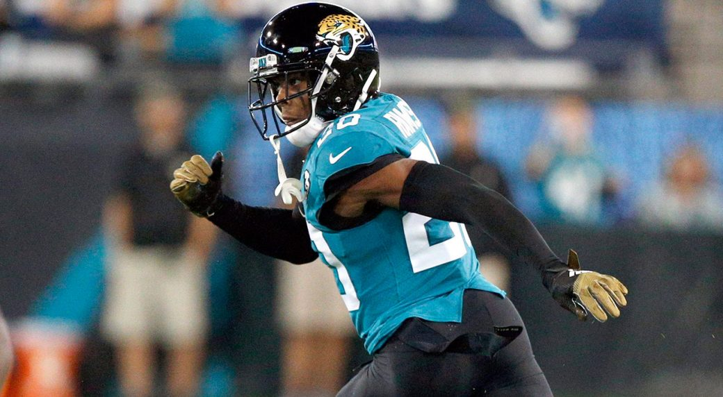 Jacksonville Jaguars vs New Orleans Saints