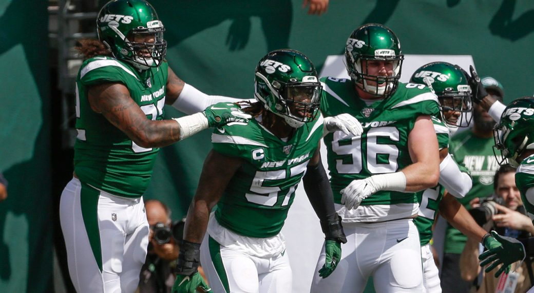 Jets linebacker C.J. Mosley opts out of 2020 National Football League  season