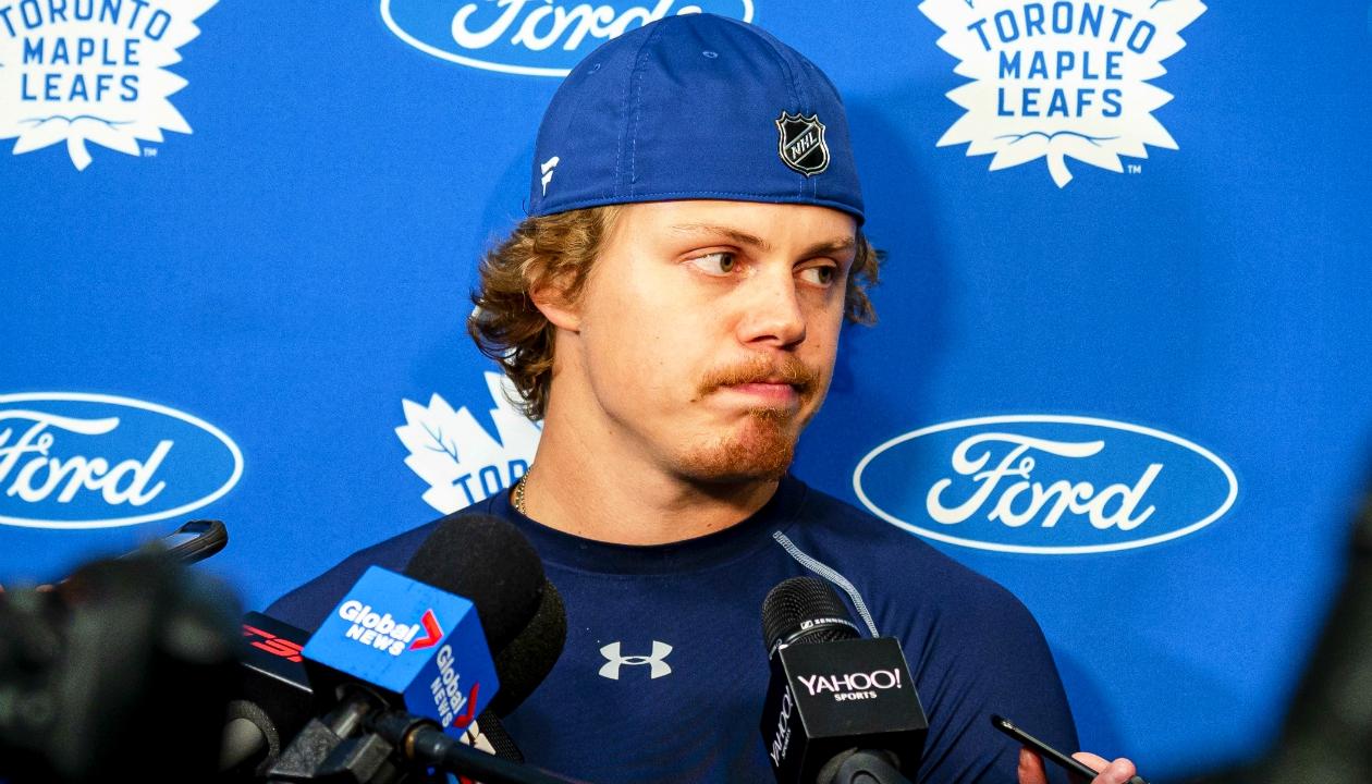 Kasperi-Kapanen;-Toronto-Maple-Leafs
