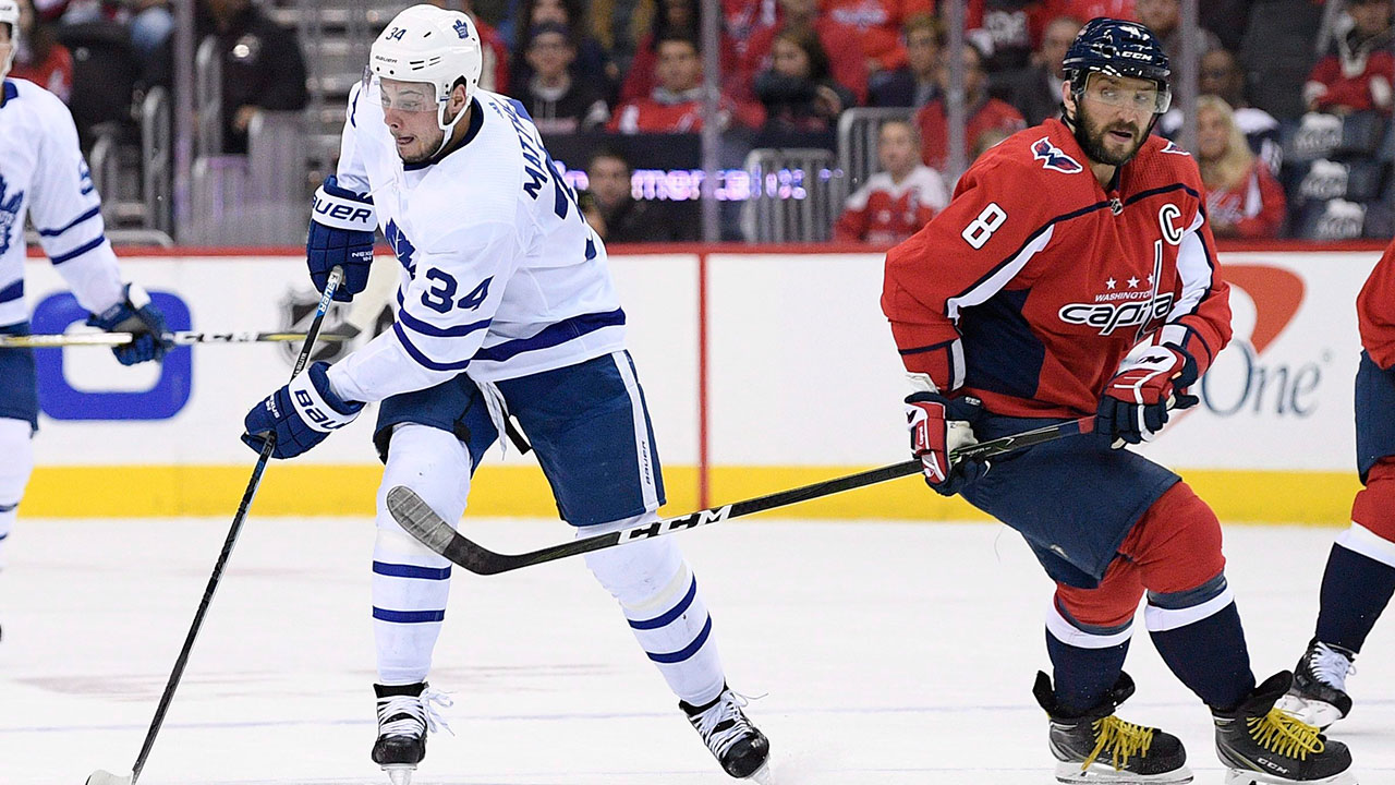 Maple Leafs, Oilers among favourites on Tuesday NHL odds - Sportsnet.ca