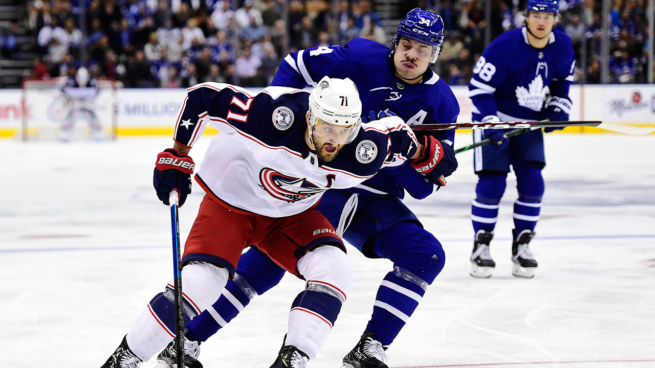 Maple Leafs Series With Blue Jackets Comes Down To Talent Vs Structure Sportsnet Ca