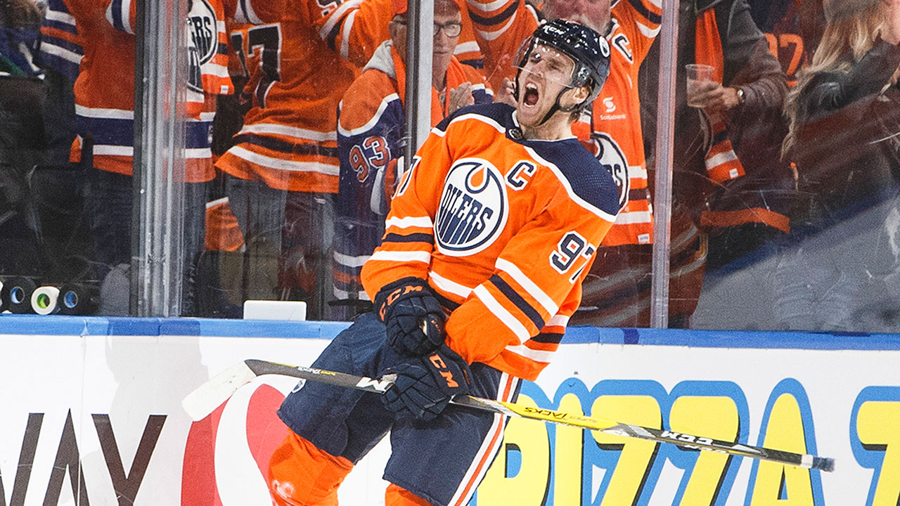Oilers' McDavid, Jets' Laine, Penguins' Crosby named NHL's three stars - Sportsnet.ca