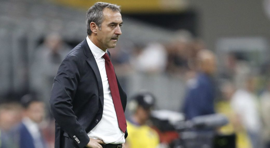 Ac Milan Fires Coach Marco Giampaolo Shortest Tenure In Club History Sportsnet Ca