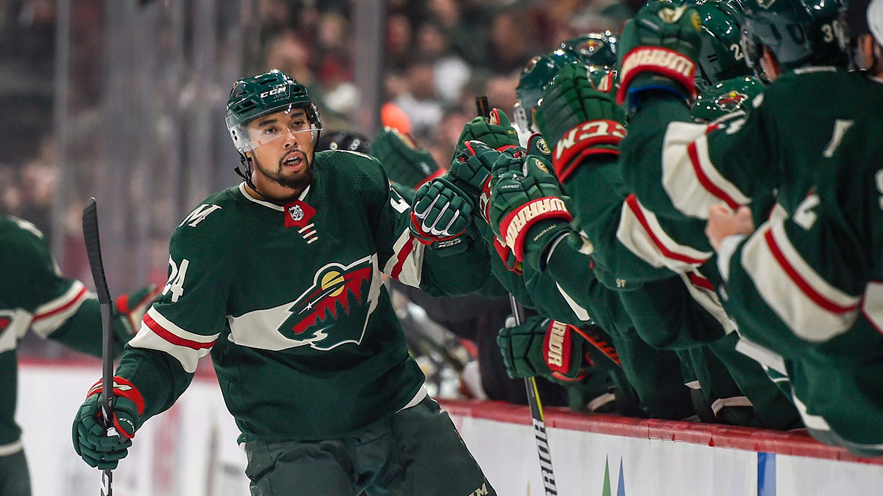 Bill Guerin says Wild's Mathew Dumba 'brings life to the game'