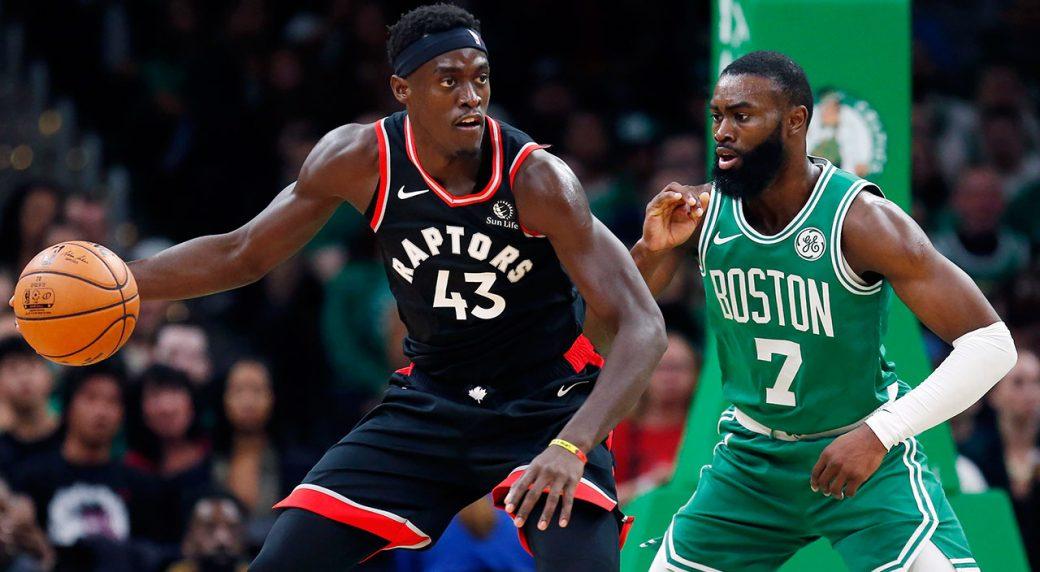 Jaylen Brown Scores 25 Celtics Rally Late To Beat Raptors Sportsnet Ca