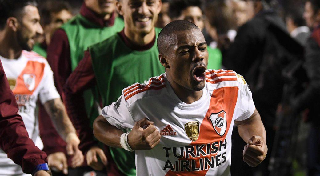 Copa Libertadores: River Plate lose to Boca Juniors but reach final