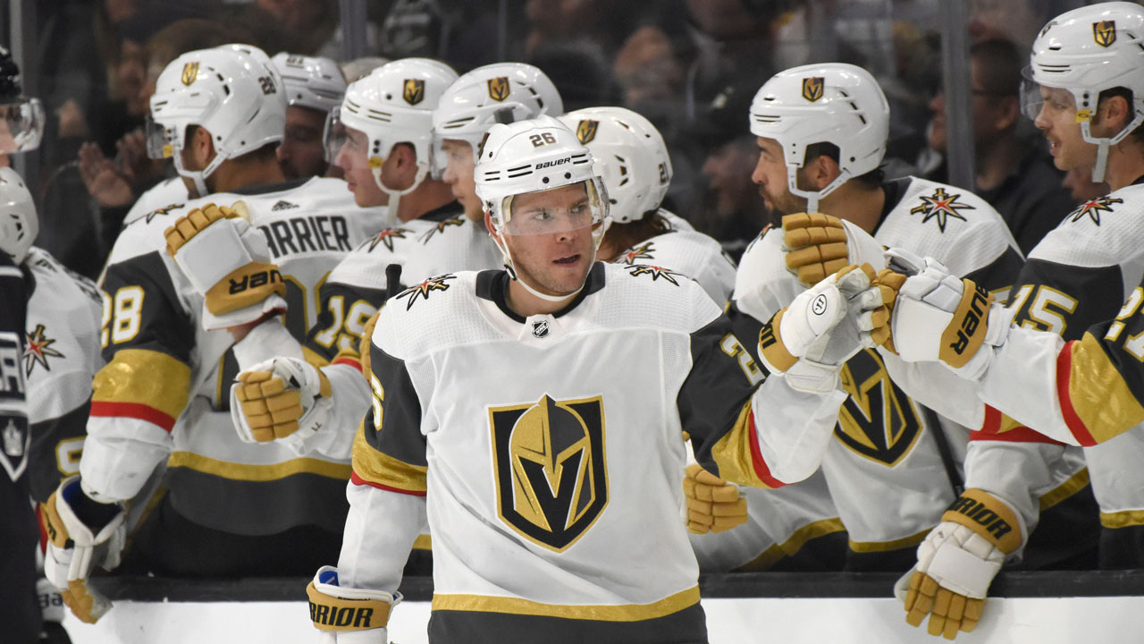 Jets Acquire Paul Stastny In Trade With Golden Knights
