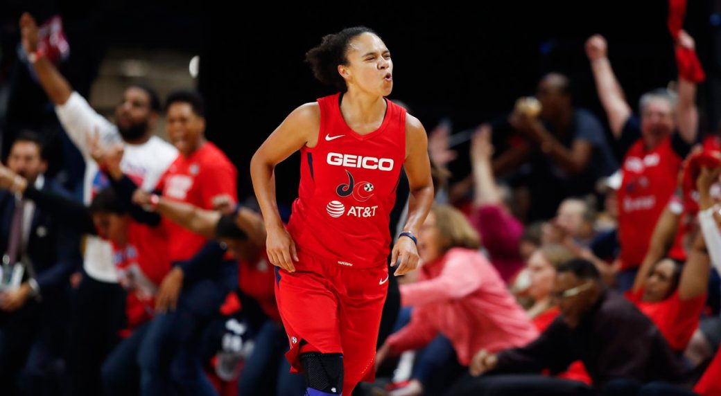 Mystics earn WNBA title in winner-take-all game