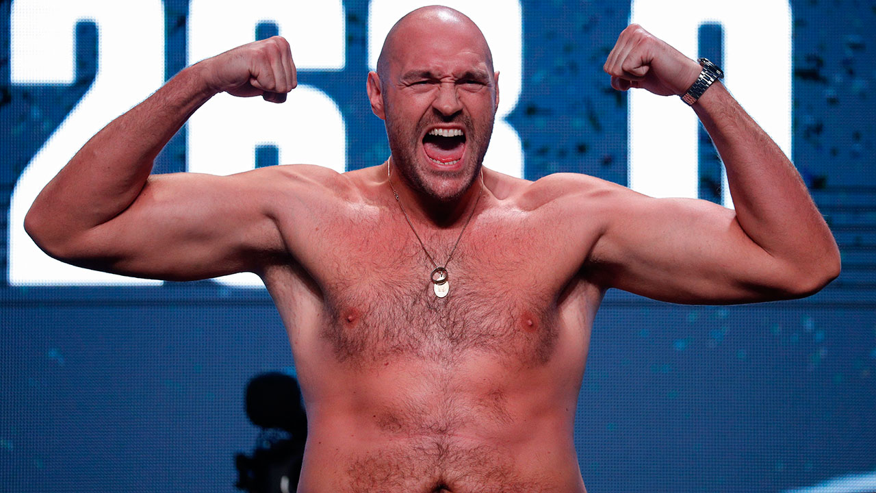 Fury ends plans for another Wilder fight, ready for Joshua