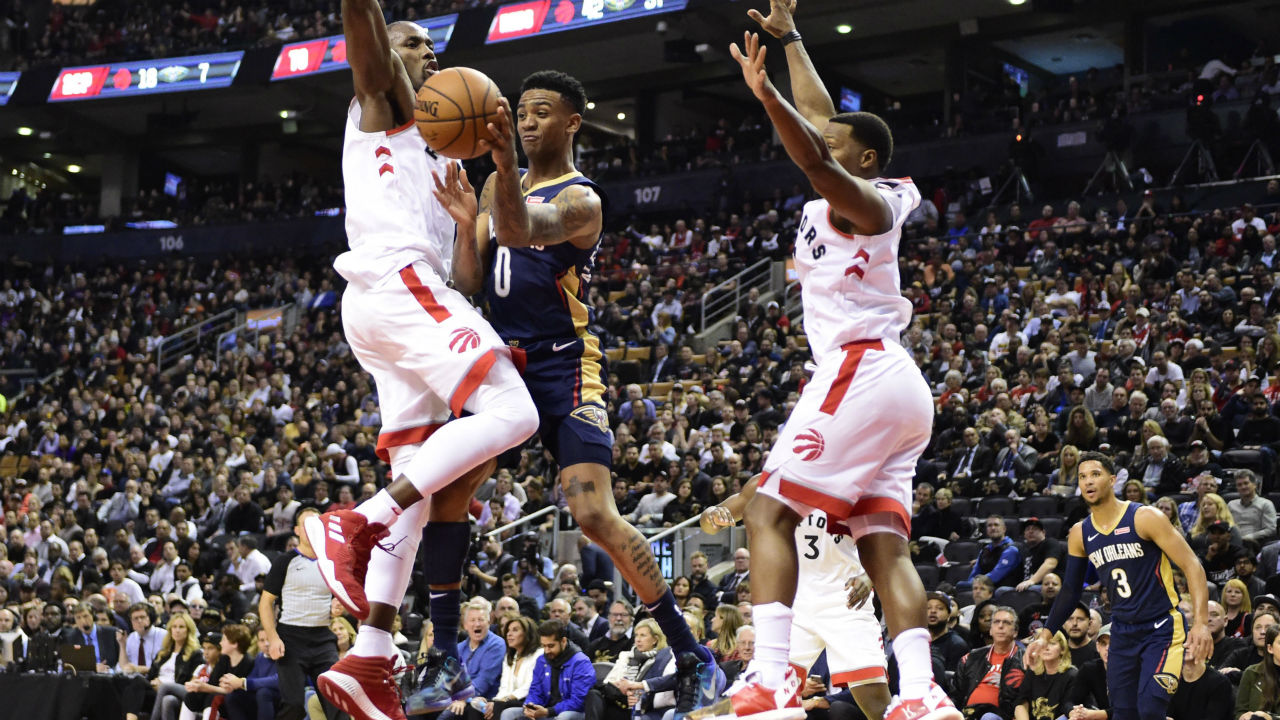 Pelicans' Alexander-Walker one of many Canadians drawing optimism in NBA