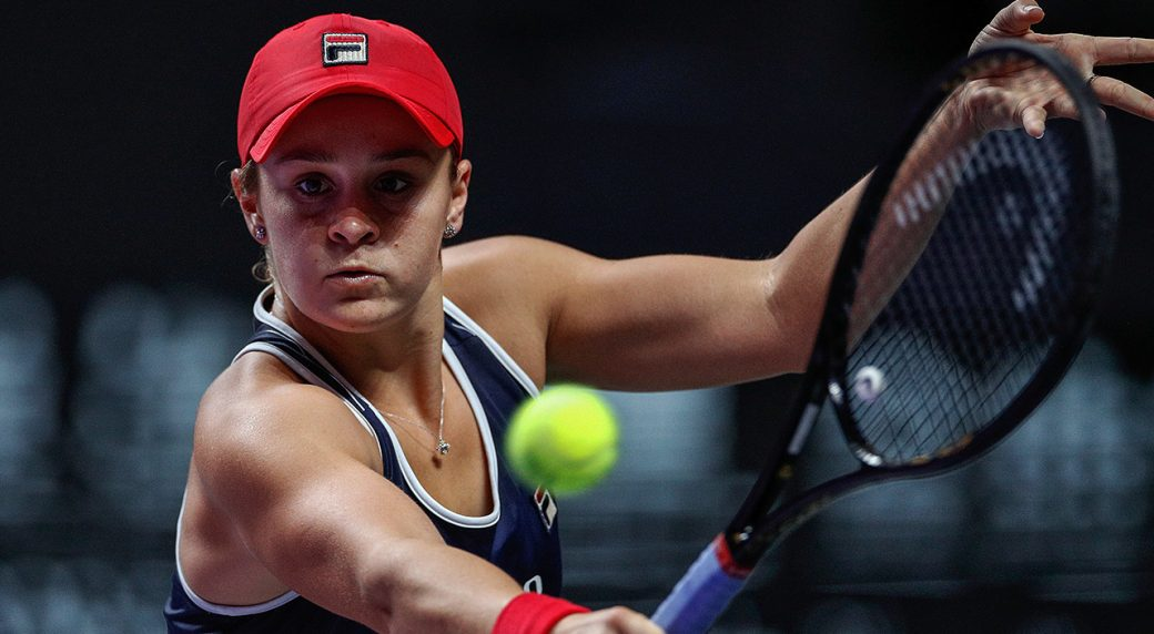 Fed Cup Final: Awesome Ash Barty draws Australia level against France