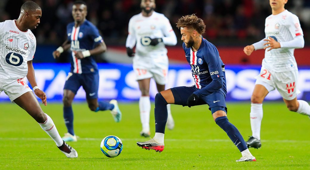 Neymar Returns As Psg Warms Up For Madrid By Beating Lille Sportsnet Ca