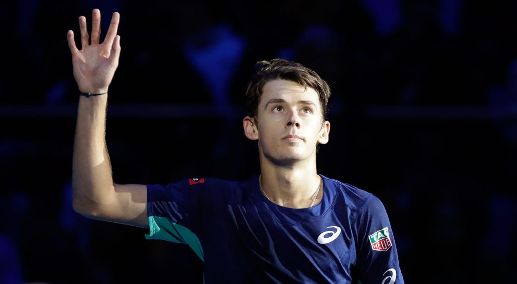 Miomir Kecmanovic on Next Gen ATP Finals, his consistency