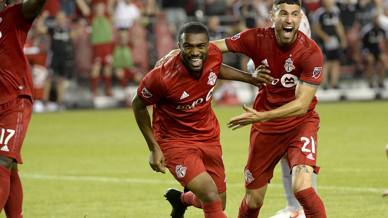 TFC declines option on Ashtone Morgan but says fullback could be back