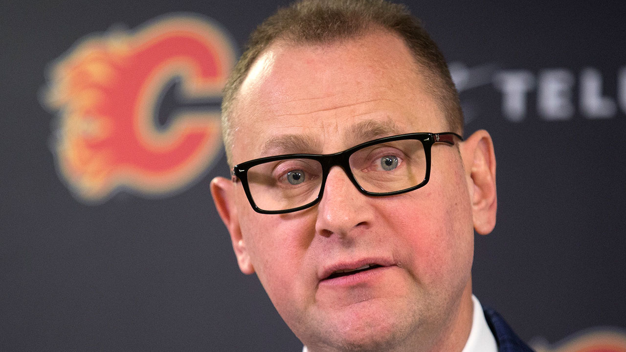 Treliving: Player empowerment, accountability key to Flames' upturn
