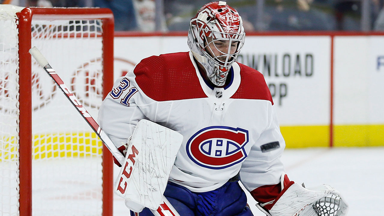 'Nothing's ever perfect': Canadiens' Price uses gruelling process to win