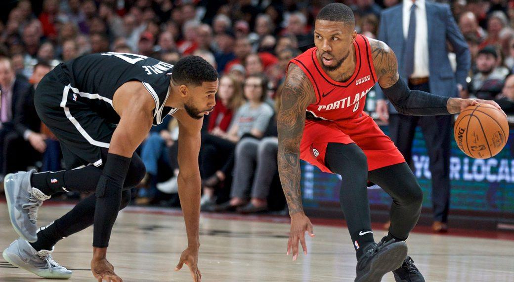 Nets vs. Trail Blazers - Game Recap