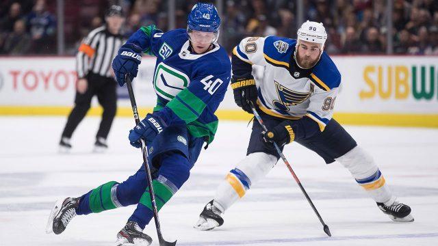 Elias-Pettersson-Vancouver-Canucks-Ryan-O'Reilly-St-Louis-Blues