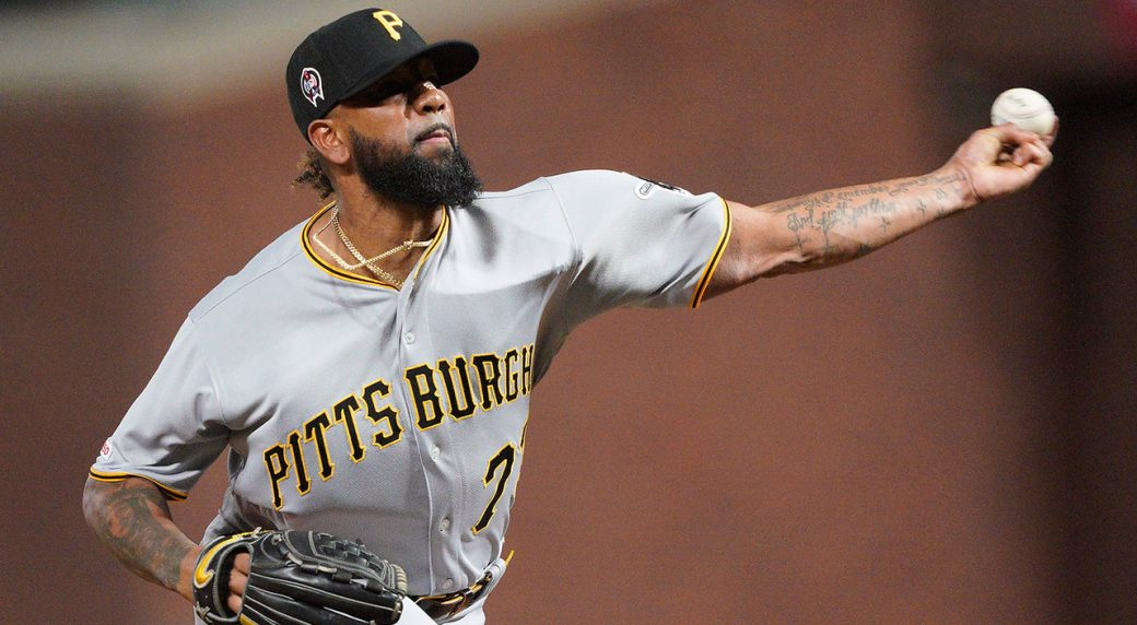 Pirates ace in child sex case denied bail, faces more charges