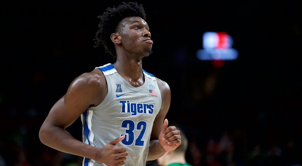 Memphis Tigers star James Wiseman drops lawsuit against the NCAA