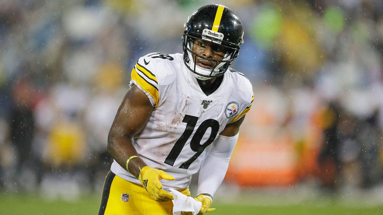 Juju-Smith-Schuster-Pittsburgh-Steelers
