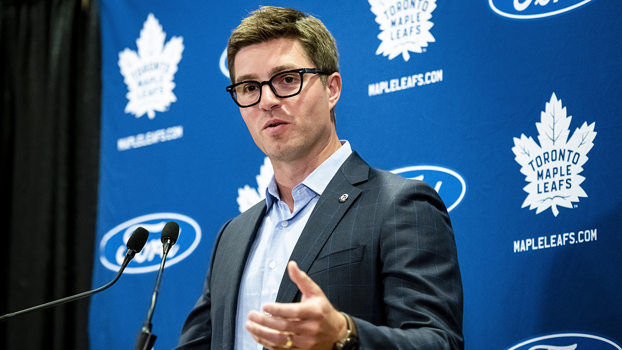 Maple Leafs' Kyle Dubas can't let wishful thinking affect decisions - Sportsnet.ca