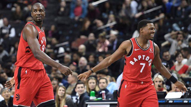 Kyle-Lowry-Serge-Ibaka-Toronto-Raptors