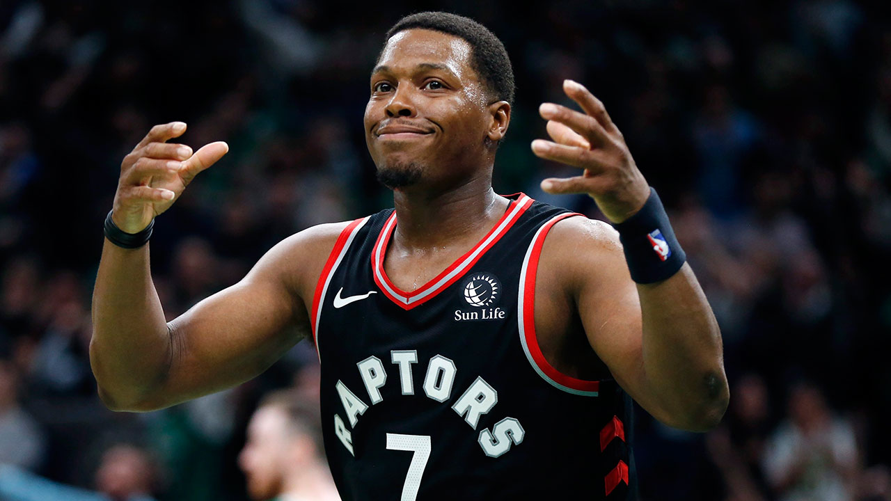 Should Raptors move Kyle Lowry given the team's success without him?