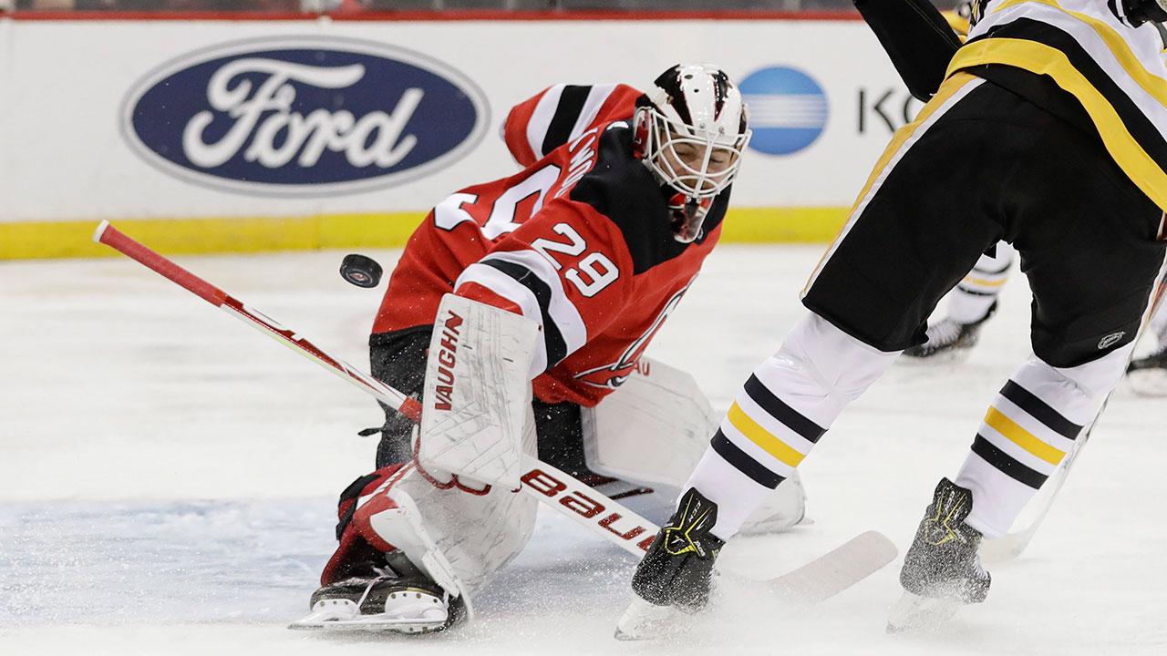 Mackenzie Blackwood stops 38 shots; Devils top Penguins - Sportsnet.ca