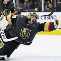 Marc-Andre-Fleury;-Vegas-Golden-Knights;-Toronto-Maple-Leafs