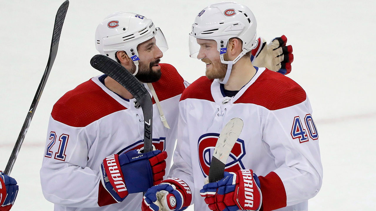 Canadiens' Nate Thompson continues to surprise after working on speed