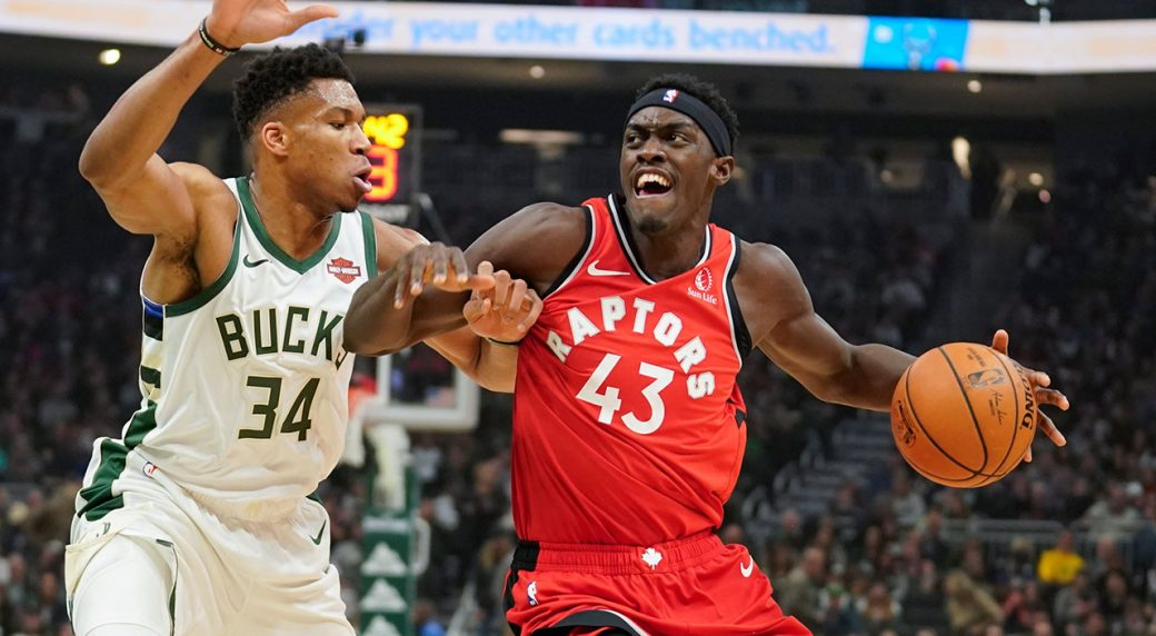 Raptors trailing Bucks, Celtics in NBA Eastern Conference odds ...