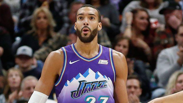 Rudy-Gobert-Utah-Jazz
