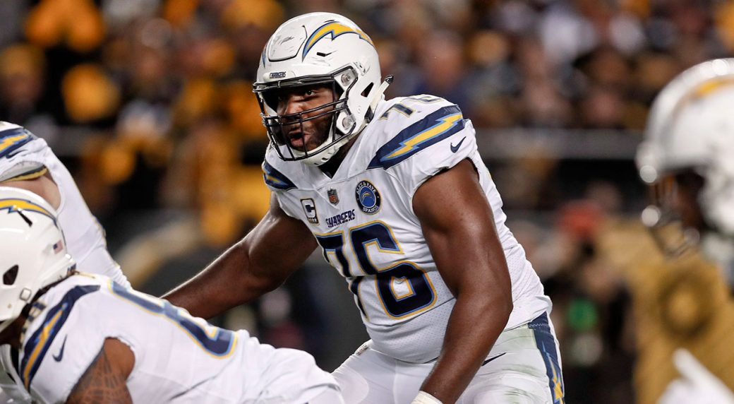 Russell-Okung-Los-Angeles-Chargers-