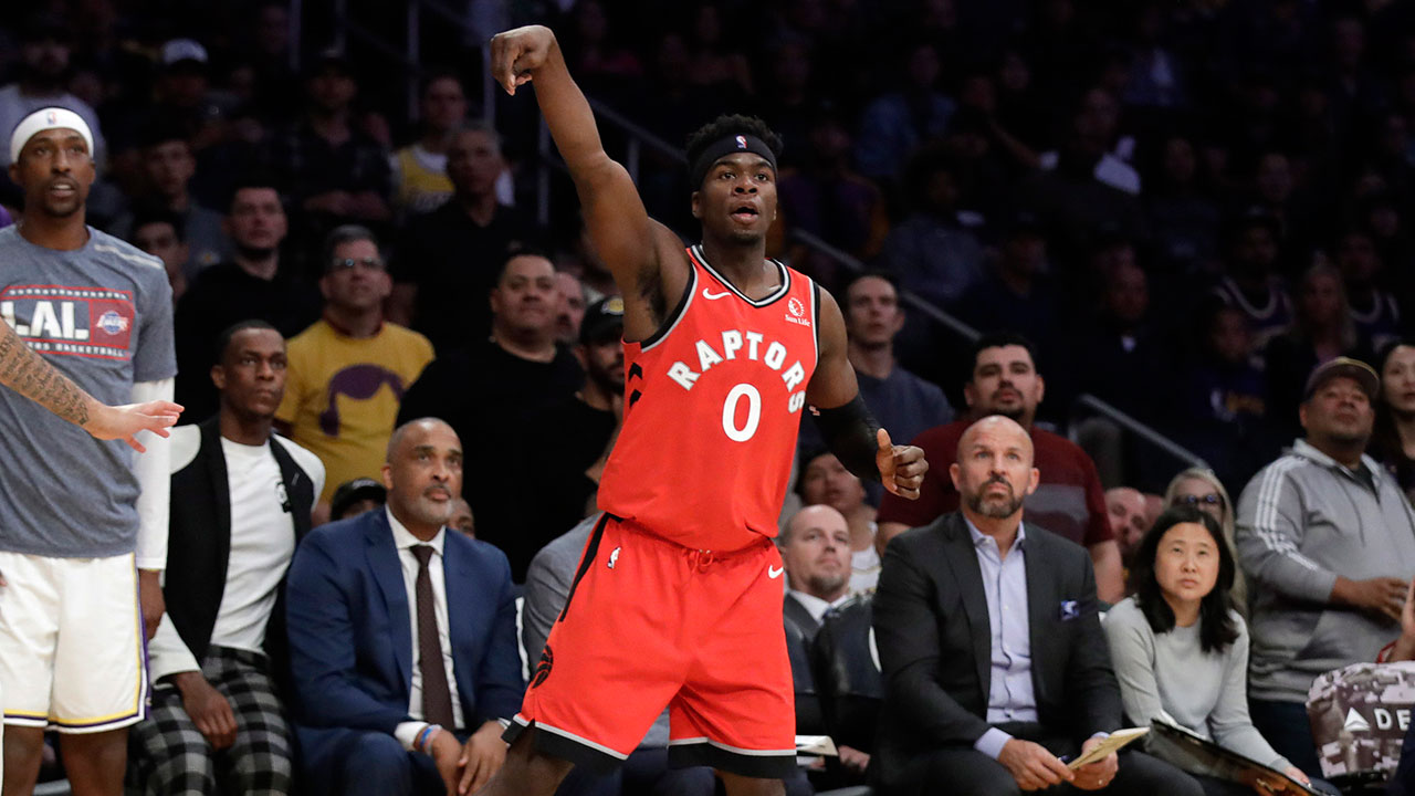 Injured Raptors may have found solutions to stem tide while in L.A.