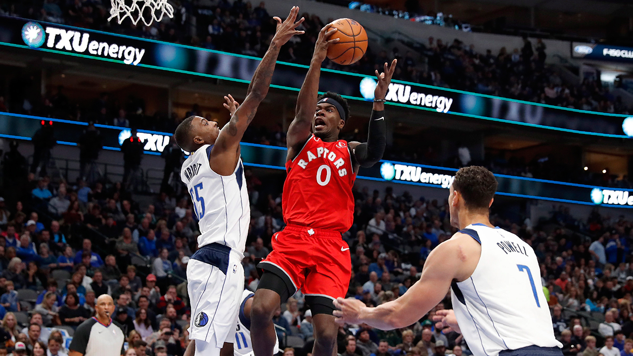 Raptors' success with 'old' rookies continues with Terence Davis