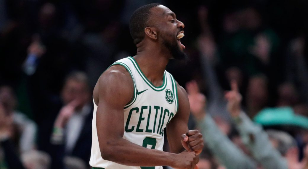 Walker gets hot late as Celtics beat Mavs without Hayward