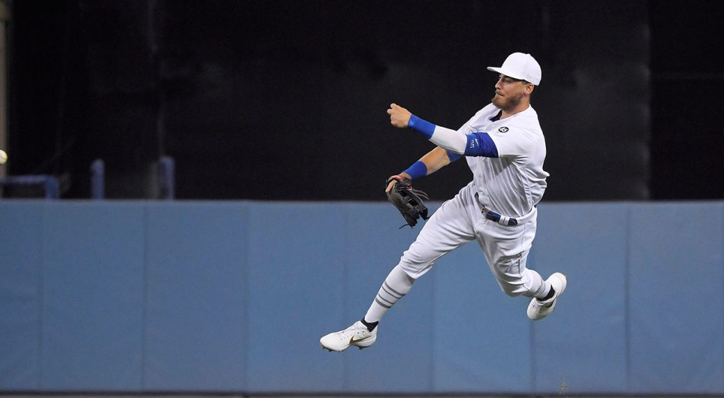 Kiermaier Wins American League Gold Glove | Home Of The Rays