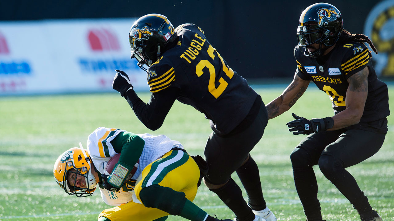 Eskimos offer no excuses after digging early hole in CFL East final