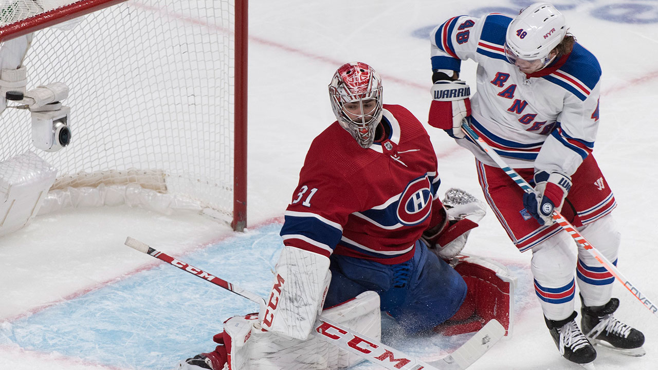 Canadiens make costly mistakes in a huge loss to the Rangers