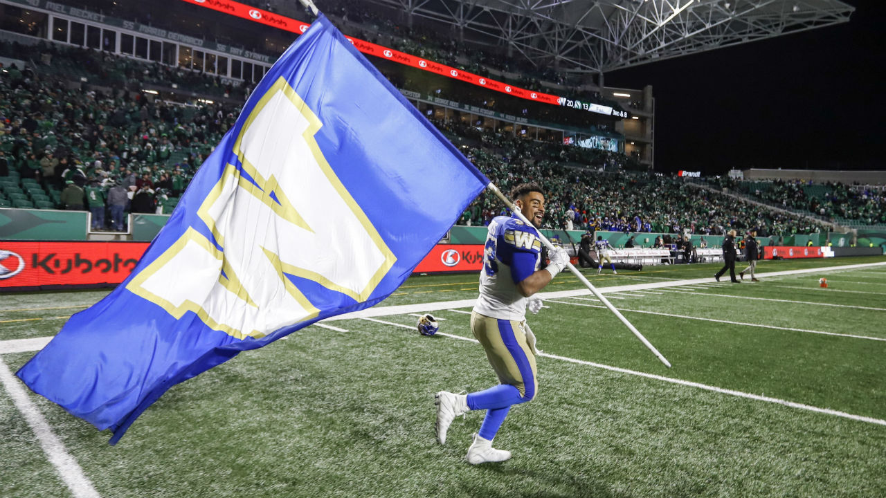 Why the Winnipeg Blue Bombers will win the 107th Grey Cup