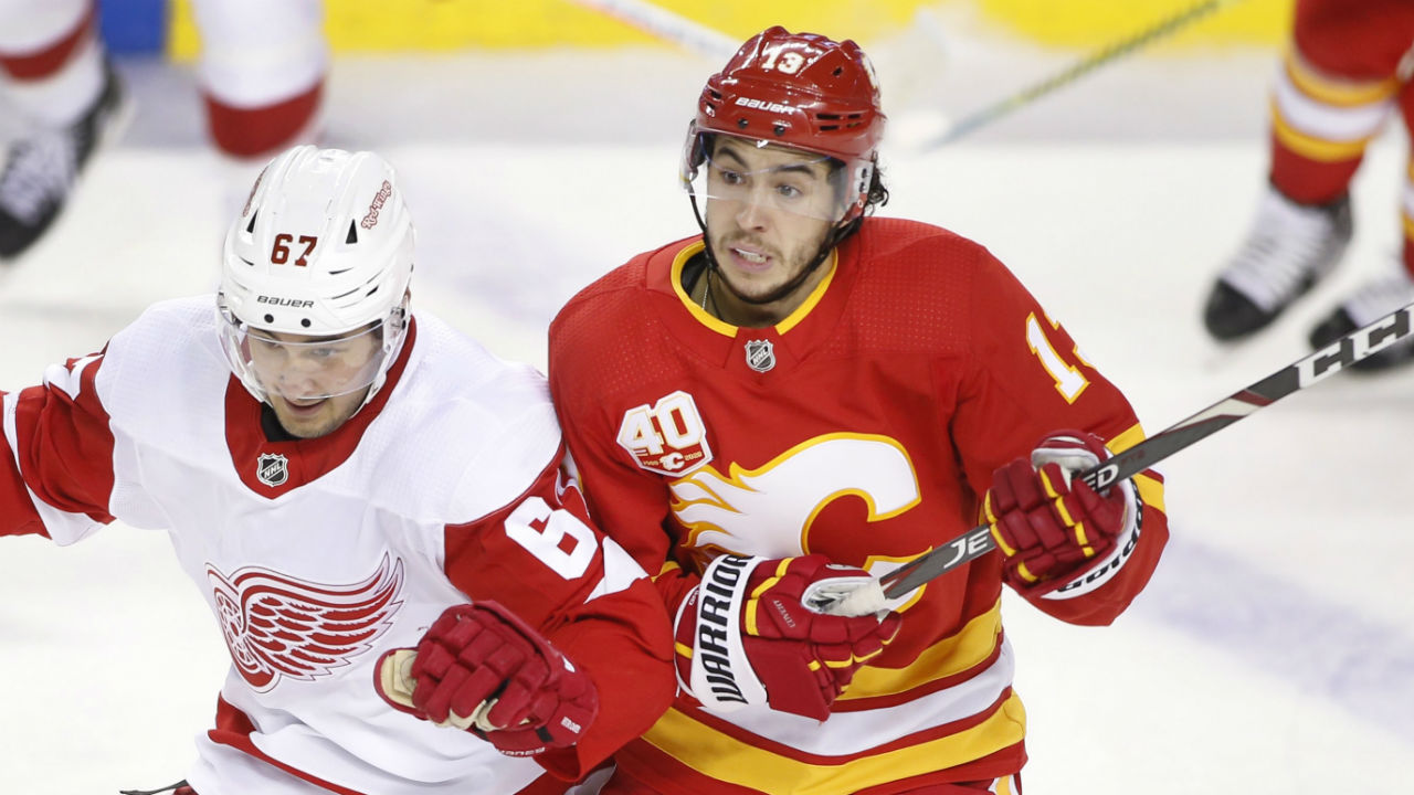 31 Thoughts: Flames not interested in selling low on Gaudreau